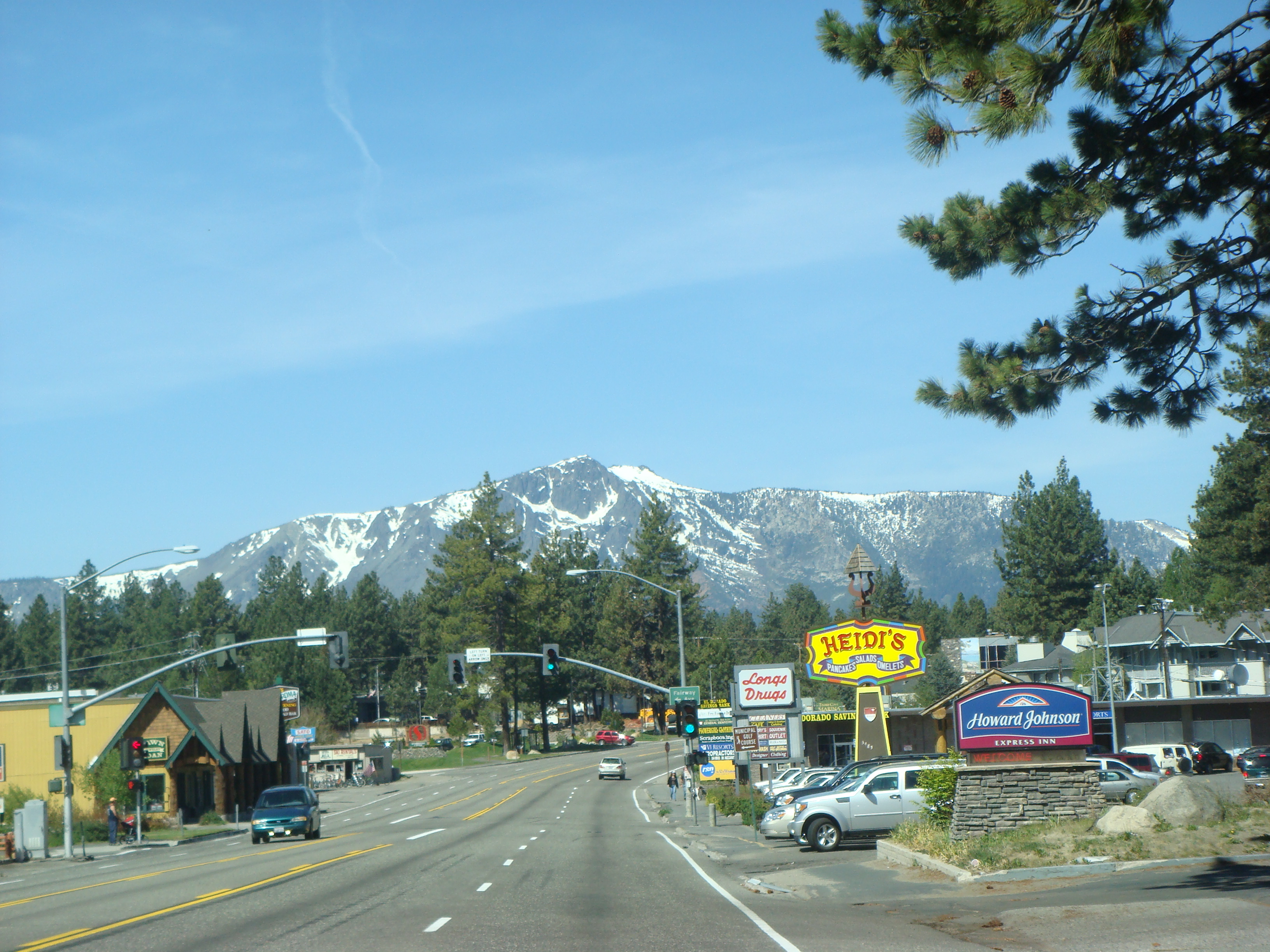 South Lake Tahoe To Sierra City 1091 1195 The Connor Chronicles