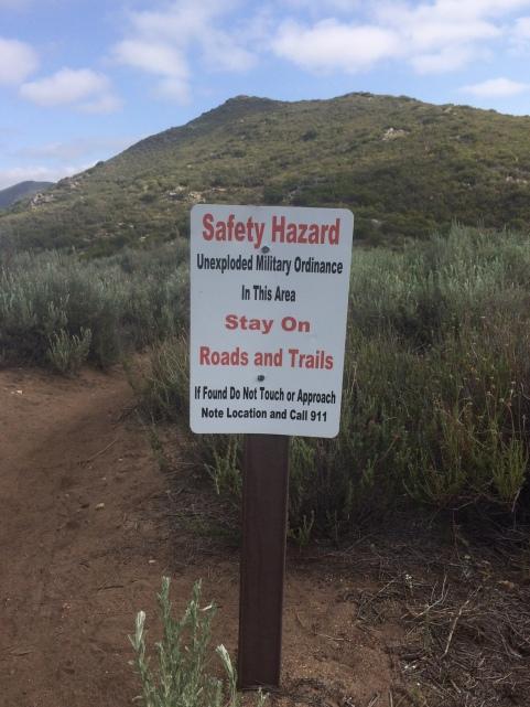 safety hazard