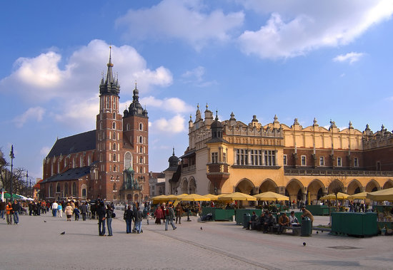 krakow-main-square