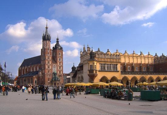 krakow-main-square