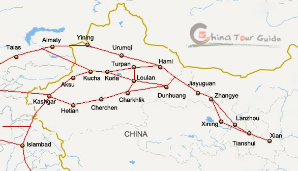 china_silk_road_map